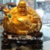 Phật di lặc bát phương lai vàng Y092