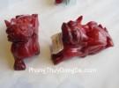 Tỳ hưu tiêu ngọc đỏ R005