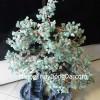 Cây phong thủy luân đá ngọc Đông linh CA262