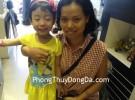Chị Cúc – khách hàng mua vòng tay thạch anh ưu linh