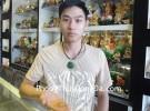Anh Huân – khách hàng mua mặt đeo cổ hổ phách