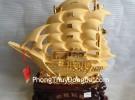 Thuyền buồm sa kim lớn K094M