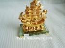 Thuyền buồm vàng K166M