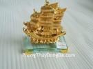 Thuyền buồm vàng  nhỏ K167M