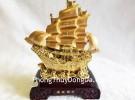 Thuyền buồm vàng K165M