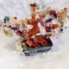 Cây tài lộc nhiều màu mini KC046