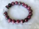 Chuỗi Ruby xanh đỏ A+ Nam Mỹ S6245-S6-8565