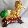 Ngựa vàng kéo bắp cải G104A