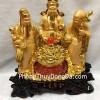 Bộ tam đa vàng liền G159A
