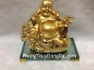 Di lặc ngồi trên túi tiền vàng G141A