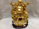 Phật di lặc gánh tiền vàng, hồ lô G148A