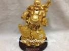 Phật di lặc quả đào bên hồ lô G152A
