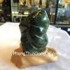 Khối cẩm thạch Serpentine xanh V168-2545