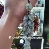 Ngọc bội đàn ve ngọc Phỉ thuý S6141