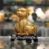 Chó vàng ôm đỉnh vàng C030A