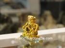 Chó vàng ôm hồ lô C035A