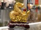 Rồng vàng phun châu C076A