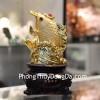 Cá chép vàng đế xoay C100A