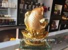 Cá chép vàng nhả ngọc C101A