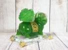 Vua heo xanh ngọc cõng bắp cải nhỏ LN022