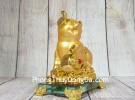 Vua heo vàng trên như ý LN035