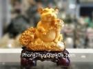 Chuột vàng trên túi vàng TM015