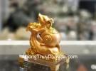 Chuột vàng trên túi vàng TM023