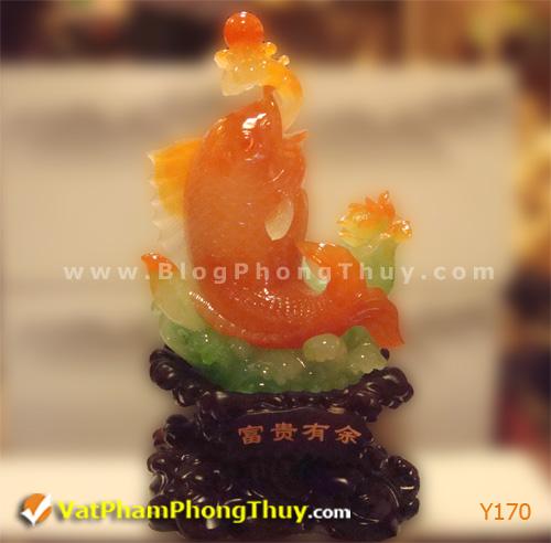 4e9edbfa5ay Y170.jpg Cá Phong Thủy – biểu tượng của phú quý, giàu sang, may mắn với hơn 20 kiểu dáng đẹp