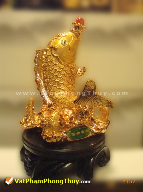 607117af86y Y157.jpg Cá Phong Thủy – biểu tượng của phú quý, giàu sang, may mắn với hơn 20 kiểu dáng đẹp