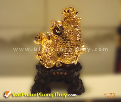7090db13a0y Y173.jpg Cá Phong Thủy – biểu tượng của phú quý, giàu sang, may mắn với hơn 20 kiểu dáng đẹp