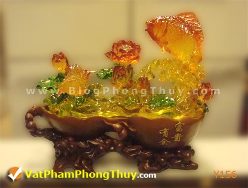 7a3f6cff5ey Y156.jpg Cá Phong Thủy – biểu tượng của phú quý, giàu sang, may mắn với hơn 20 kiểu dáng đẹp