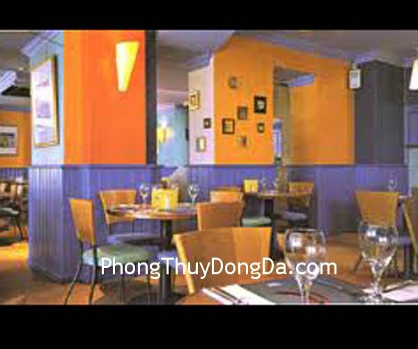 nha hang Thiết kế nhà hàng theo phong thủy