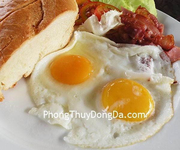 trung Bữa sáng của người mệnh thiếu Hỏa