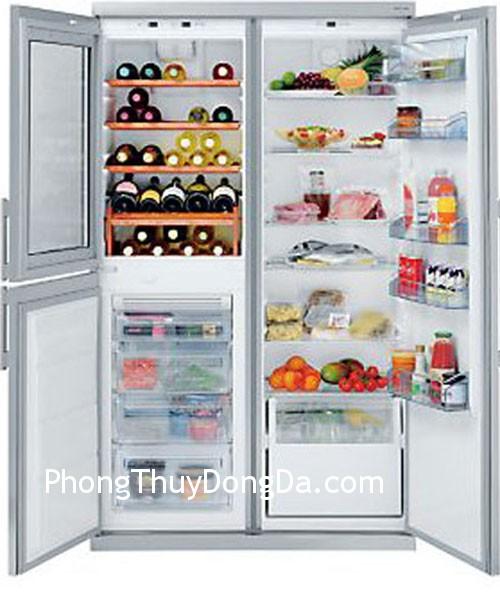 tu lanh Tủ lạnh hiềm khích người thiếu Hỏa