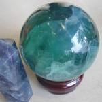 m186 2147 2 150x150 Quả cầu đá dạ quang xanh M186 3354