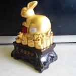 h424 1 150x150 Thỏ vàng châu đỏ trên tiền H424G