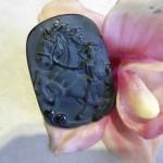 s5136 1 150x150 Mã thượng phong hầu đá hắc ngà S5136