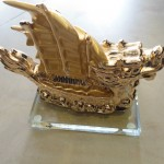 H451 1 150x150 Thuyền rồng vàng H452G
