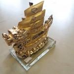 H451 150x150 Thuyền rồng vàng H452G