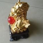 h327 1 150x150 Rồng vàng châu đỏ H327G