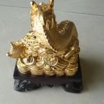 h327 150x150 Rồng vàng châu đỏ H327G