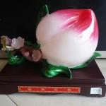 DSC02350 150x150 Đào trắng hồng   phước thọ đào tiên H340G