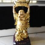 DSC02359 150x150 Phật di lặc đỉnh vàng H237G