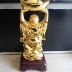 DSC02361 150x150 Phật di lặc đỉnh vàng H237G