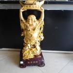 DSC02362 150x150 Phật di lặc đỉnh vàng H237G