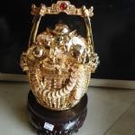h470 2 150x150 Giỏ tiền vàng châu báu H470G