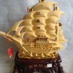 k094 1 150x150 Thuyền buồm sa kim lớn K094M
