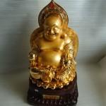 h235 2 150x150 Phật di lặc vàng lớn H235G