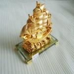 k166 11 150x150 Thuyền buồm vàng K166M