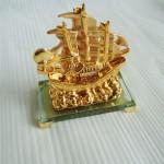 k1661 150x150 Thuyền buồm vàng K166M